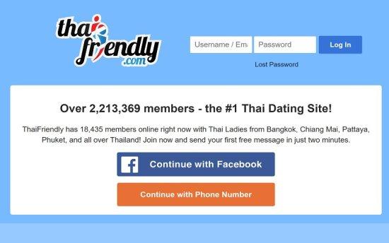 Thai partnervermittlung test