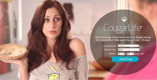 Cougar dating deutsch kostenlos