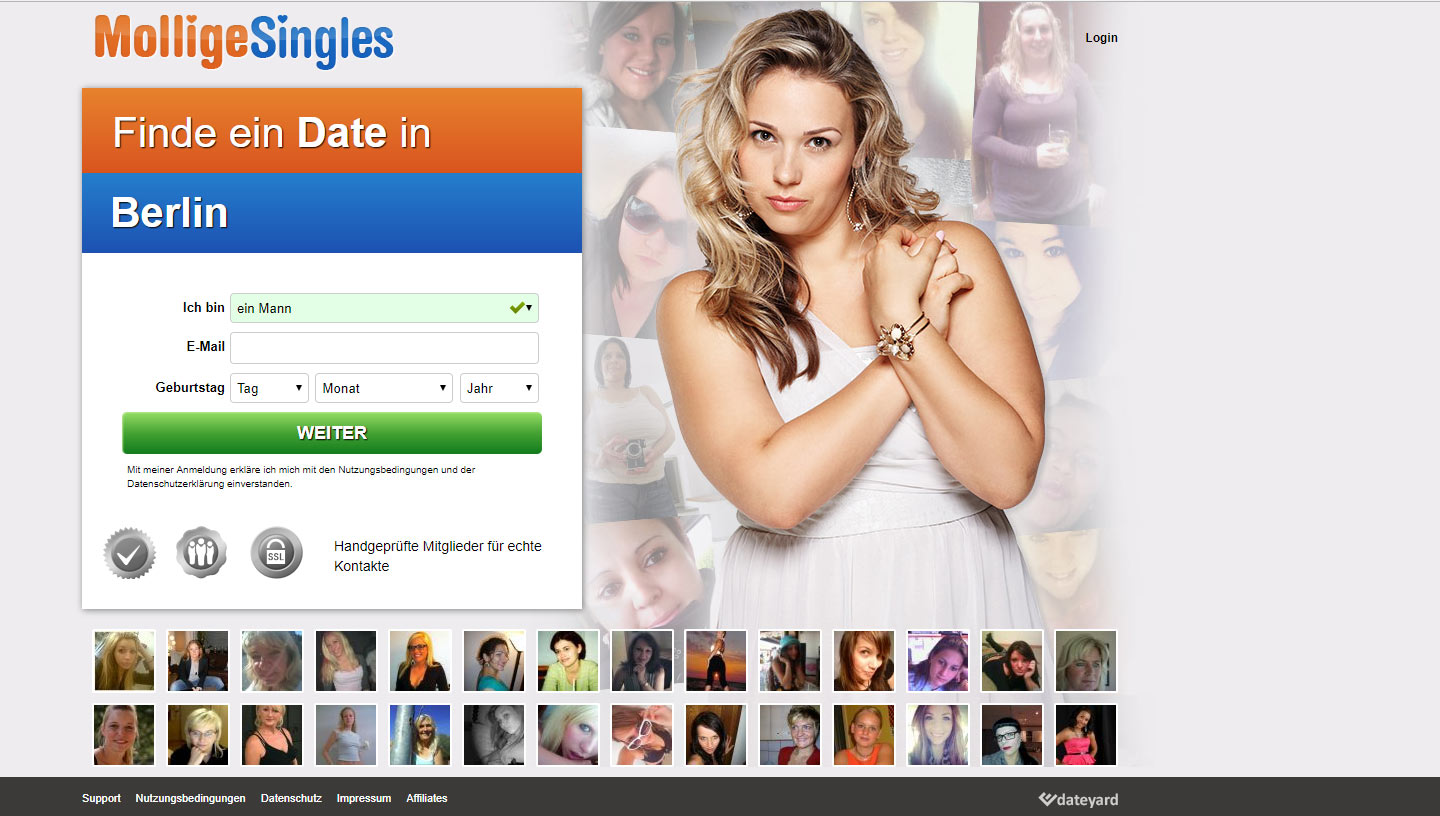 Verification online badge for dating sites