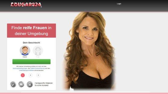 Cougar dating deutschland