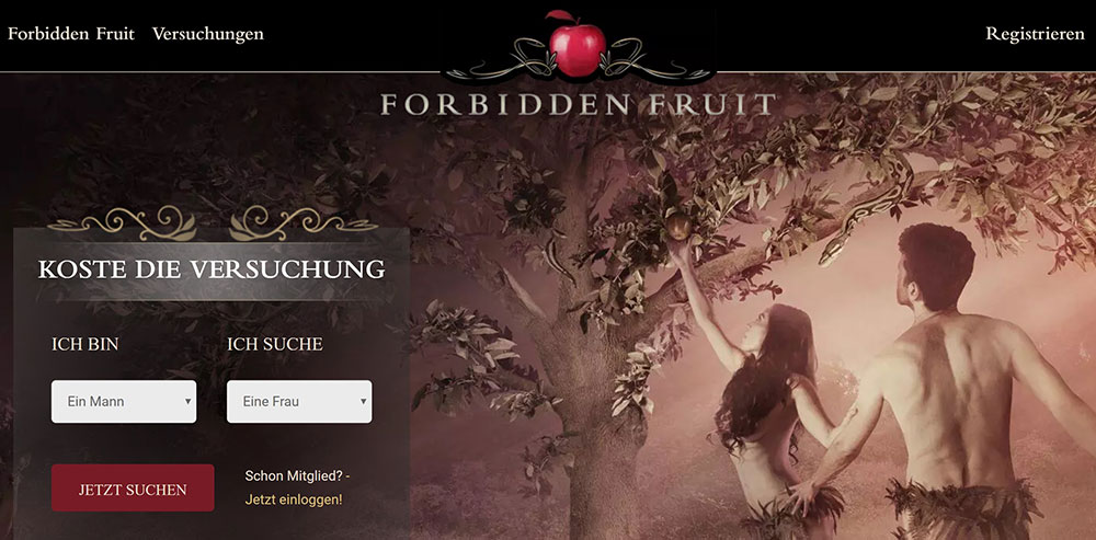 Forbiddenfruit.de